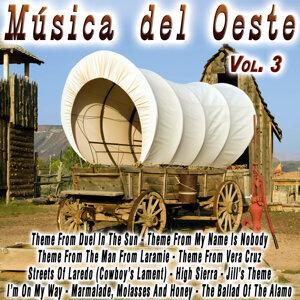 Música del Oeste - Vol.3