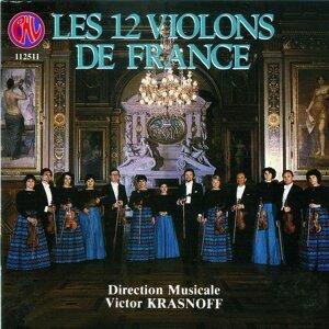 Les Douze Violons de France