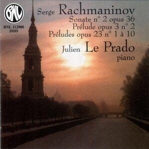 Rachmaninoff: Œuvres pour piano