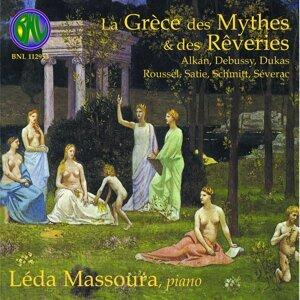 La grèce des mythes et des rêveries - Œuvres pour piano