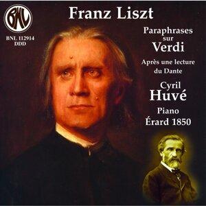Liszt: Paraphrases sur Verdi & Après une lecture de Dante