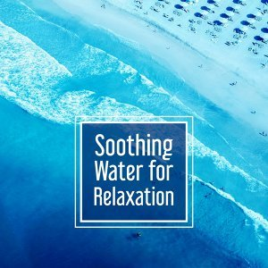 Soothing Water for Relaxation – Nature Sounds for Rest, Deep Sleep, Relaxing Waves, Stress Relief, Gentle Guitar