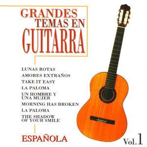 Grandes Temas en Guitarra Española Vol. 1