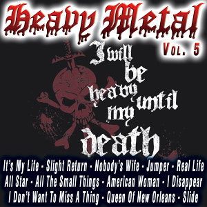 Heavy Metal Vol.5