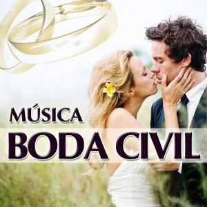 Musique pour un Mariage civil. Les Chansons de se Marier