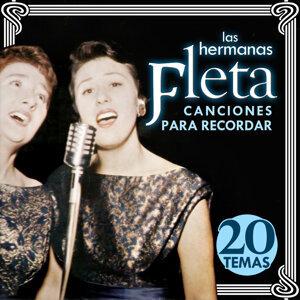 Las Hermana Fleta. Canciones para Recordar. 20 Temas