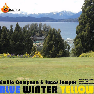Blue Winter Yellow