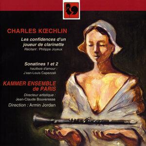 Charles Koechlin: Les confidences d'un joueur de clarinette – Sonatines
