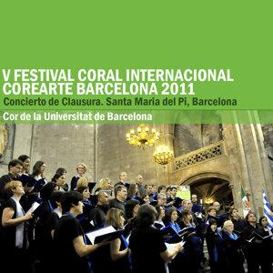 Concierto de Clausura. Santa Maria del Pi. Barcelona Vol. 3