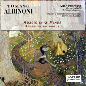 Albinoni: Adagio en sol mineur & 3 Concerti a cinque, Op. 7