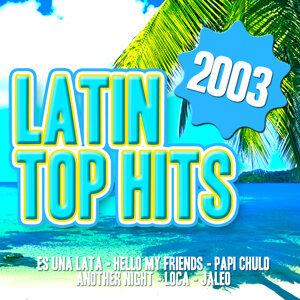 Latin Top Hits 2003