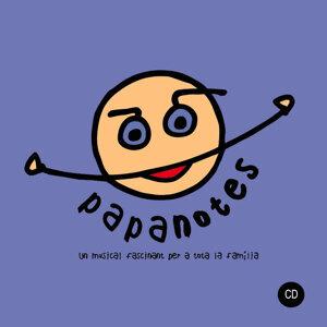 Papanotes (Un musical fascinant per a tota la familia)