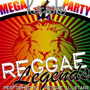 Mega Karaoke Party: Reggae Legends