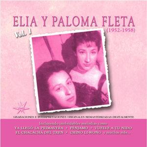 Elia y Paloma Fleta, Vol. 1 [1952 - 1958] - Remastered Version