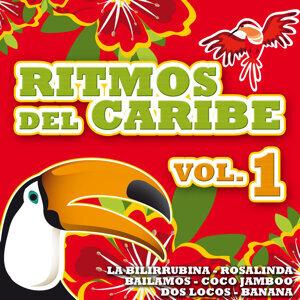 Ritmos del Caribe  Vol.1