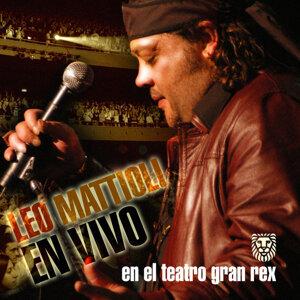 Leo Mattioli - En vivo en el Teatro Gran rex