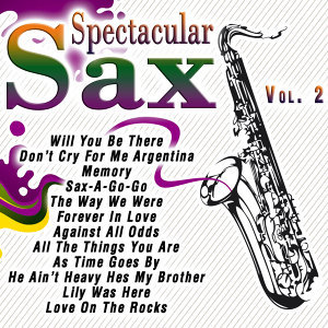 Espectacular Sax Vol.2