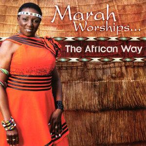 Marah Worships…The African Way
