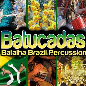 Batucadas. Batalha Brazil Percussion