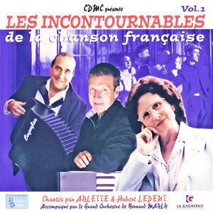 Les incontournables de la chanson française Vol. 1