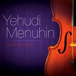 Yehudi Menuhin Vol. 3 : Sonate Pour Violon Solo / Concerto Pour Violon N° 2 (Béla Bartok)