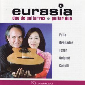 Falla / Tesar / Carulli / Granados / Colomé: Recital