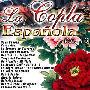 La Copla Española Vol. 16