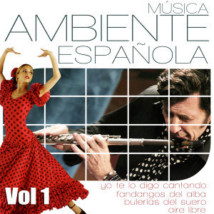 Musica Ambiente Española .Flauta, Guitarra y Compas Flamenco