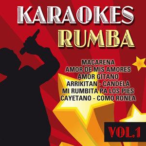Karaokes Rumba   Vol. 1
