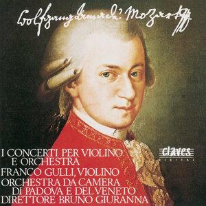W.A. Mozart : The 5 Violin Concertos - Adagio K. 261 - Rondo K. 269 - Rondo K. 373