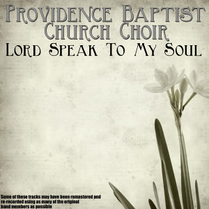 Lord Speak To My Soul