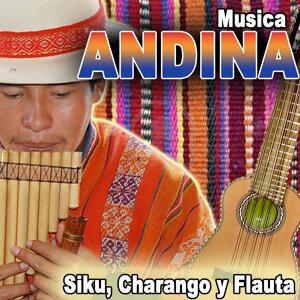 Musica Andina. Siku, Charango y Flauta