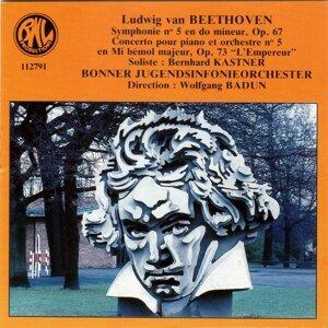Beethoven: Symphonie et concerto pour piano No. 5