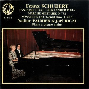 Schubert: Piano à quatre mains
