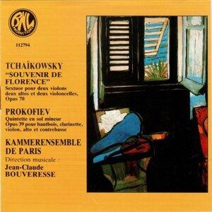 Tchaikovsky & Prokofiev: Sextuor et Quintette