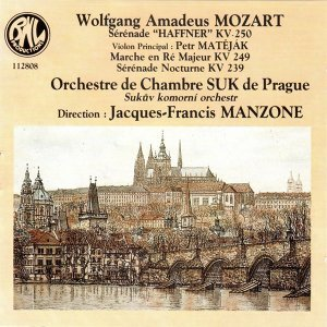 Mozart: Sérénades, marche