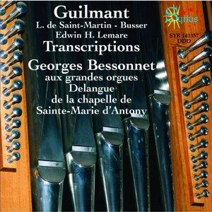 Berlioz, Saint Saens, Schumann: Transcriptions pour orgue