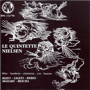 Berio, Bizet, Ligeti: Quintette de vents