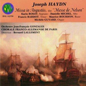 Haydn: Messe pour soli, chœur et orchestre