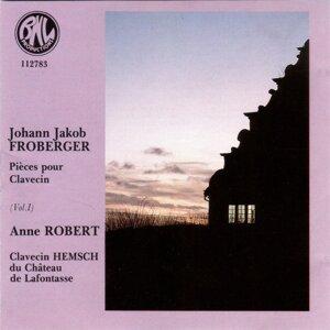 Froberger: Pièces pour clavecin