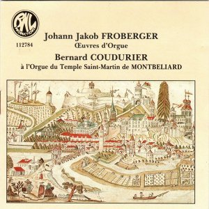 Froberger: Oeuvres d'orgue