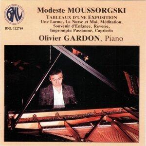 Mussorgsky: Œuvres pour piano