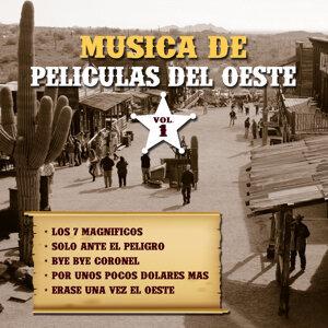 Musica De Peliculas Del  Oeste  Vol. 1