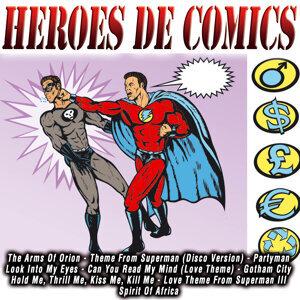Héroes de Cómic
