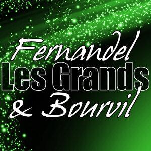 Les Grands Fernandel & Bourvil
