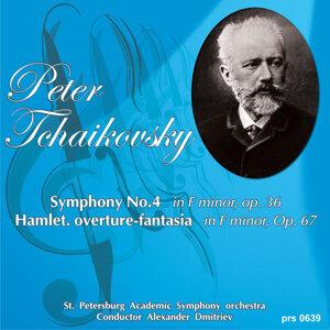 Peter Tchaikovsky. Hamlet. Overture-fantasia in  F Minor, Op. 67