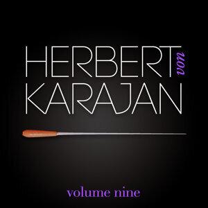 Herbert Von Karajan Vol. 9 : Les Grandes Oeuvres De Luigi Cherubini, Gioachino Rossini, Giuseppe Verdi, Pietro Mascagni, Giacomo Puccini