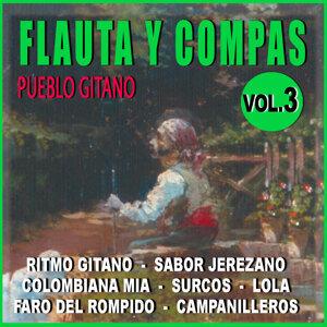 De Tapas por España. Música Ambiente Instrumental de Relajación. Vol. 3