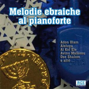 Melodie Ebraiche Al Pianoforte