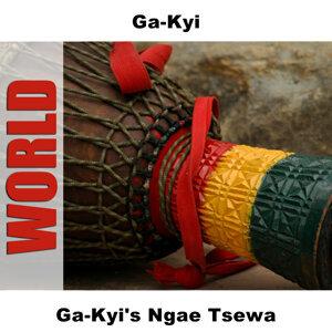 Ga-Kyi's Ngae Tsewa